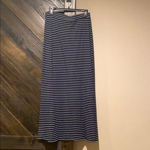 The Limited maxi skirt